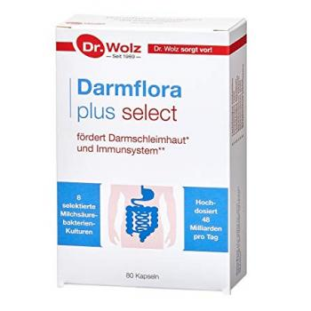 Darmflora Plus Select  80 Capsules New Stock arriving Late February 2020