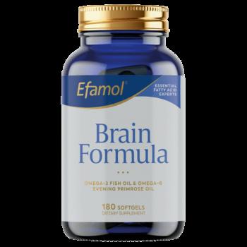Efamol  Brain Formula (previously Efalex Young Minds Brain Formula) 180 Capsules