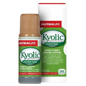 Kyolic Liquid 60ml Expiry Date 03/2022