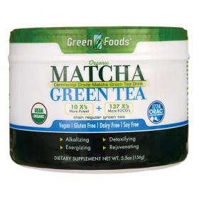 Organic Matcha Green Tea Powder 156g