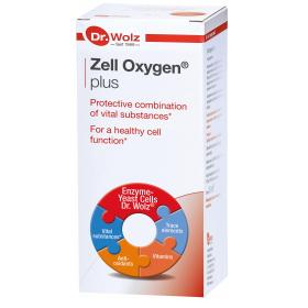 Zell Oxygen Plus Dr Wolz 250ml Expiry Date 30/6/22
