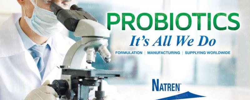 Why does Natren have advantage over other probiotics?