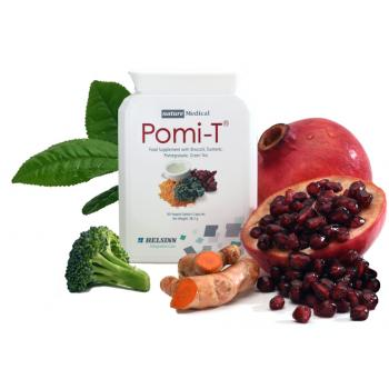 POMI T  60 Capsules Expiry Date 06/2021 (The original, authentic brand)
