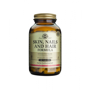 Solgar Skin, Nail and Hair Tablets 120