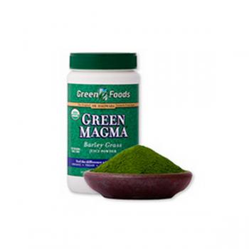 Green Magma Organic Powder 80g