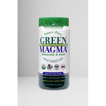 Green Magma Organic 250 Tablets (expiry date 05/2019)
