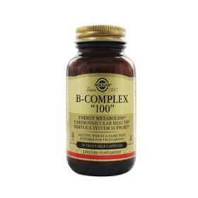 Solgar - B-Complex 100 - 50 Vegetarian Capsules