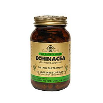 Solgar Echinacea Vegetable Capsules