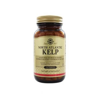 Solgar - North Atlantic Kelp - 250 Tablets