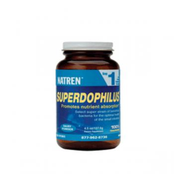 Natren Superdophilus - Dairy STEP ONE (127.6g powder) New Stock approx 23/7/20 Alternative:capsules or Dairy Free Powder or Trenev Trio
