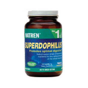 Natren Superdophilus - Dairy Free STEP ONE (85g Powder) Expiry Date 15/12/20
