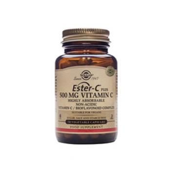 Ester-C Plus 500mg Vitamin C 100 Capsules