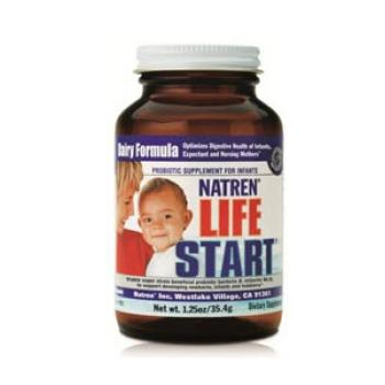 Natren Life Start - Dairy (70.6g powder) Expiry date 15/5/19  NB this is OUT OF DATE STOCK New stock arriving mid June