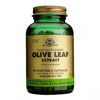 Solgar Olive Leaf Extract 60 Capsules