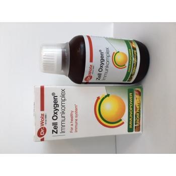 Zell Oxygen Immunkomplex  250ml Expiry 28/2/22